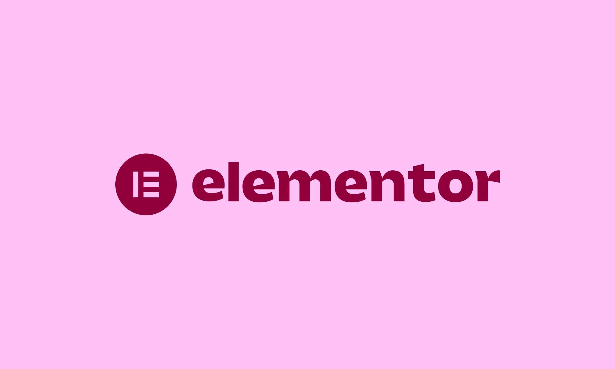 Elementor 教學